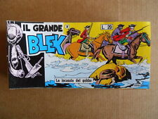 IL GRANDE BLEK Serie III n°2 ed. Dardo - RISTAMPA ANASTATICA [G236-1]