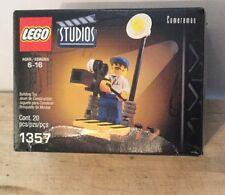 Lego Studios Cameraman (1357). New In Factory Sealed Box