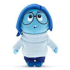 """Inside Out Sadness Plush Soft Toy Doll Pixar Disney Store Original BNWT 27cm 11"""""""