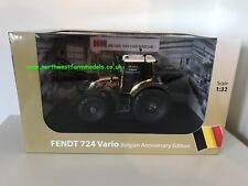 UNIVERSAL HOBBIES 1/32 FENDT 724 VARIO GOLD LIMITED EDITION 1000 PIECES 2017