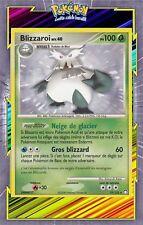 🌈Blizzaroi - DP02:Trésors Mystérieux - 19/123 - Carte Pokemon Neuve Française