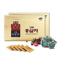 Korean Red ginseng Tea 3g X 100ea (10.6oz) Anti-aging, Enhance Immune support