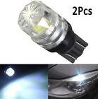 2pcs Car T10 W5W 194 168 LED COB Canbus Error Free Side Lamp Wedge Light Bulb Alfa Romeo 156