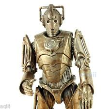 Doctor Who Classic Action Figure Cyberman Rust Close Chest Stamp New 4