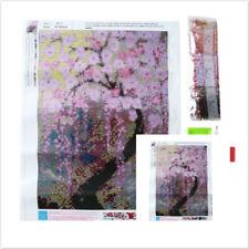 Diamond Painting DIY Flower Tree Abstract Modern Oil Painting Diamond Drawing