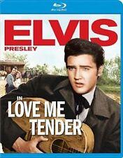 Love Me Tender 0024543832119 With Elvis Presley Blu-ray Region a