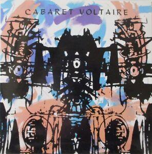 """CABARET VOLTAIRE - Sensoria - 12"""" Single PS"""