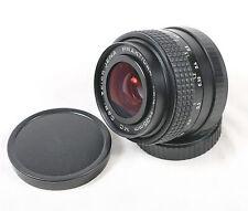 Carl Zeiss Jena MC Prakticar 2 35mm f/2.4 Flektogon Praktica B PB mount lens