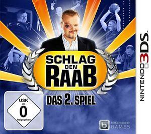 Schlag den Raab - Das 2. Spiel - Nintendo 3DS
