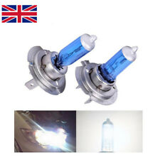 2X H7 55W/100W HID Headlight Light Lamps Fog Light Bulbs Xenon White 6000K 12V