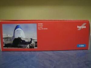 Herpa Wings 1:500 Antonov AN-225 Antonov Airlines