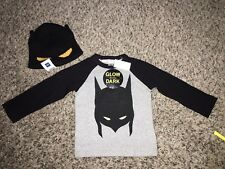 NEW Baby Gap Junk Food Batman Marvel Size 12-18 months Boys Set