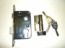 ELLBEE  EUROLOCK  STATIC CARAVAN LOCK KEYS BARREL LOCKING PLATE CYLINDER