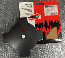 WINDSOR GRASS BLADE GRA4-225 fits 20-25mm shaft BRUSHCUTTER. RRP$35 CLEARANCE!