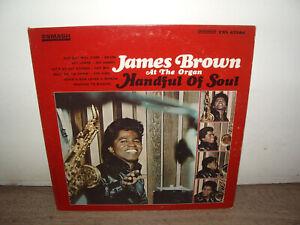 James Brown - Handful Of Soul 1966 US RARE LP SOUL-JAZZ