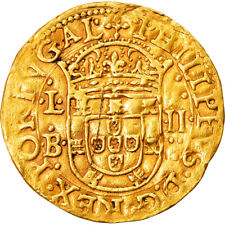 [#906333] Coin, Portugal, Filipe II, 2 Cruzados, 1598-1621, Very rare, Gold