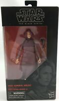 NIB Hasbro Star Wars The Black Series Vice Admiral Holdo #80 Action Figure 6""
