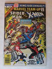 Marvel Team-Up Annual #1
