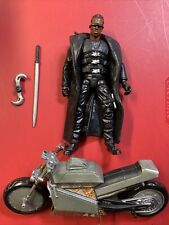 Marvel Legends Blade & Motorcycle Variant Wesley Snipes Figure