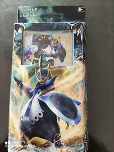 Pokemon Sonne & Mond Ultra-Prisma Kaiserkommando Impoleon Themendeck