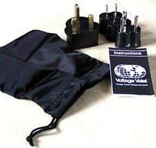 International Foreign Plug Adapter Kit  (DAMAGED BOX)