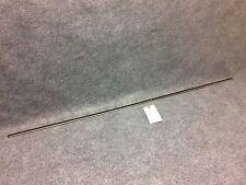 1968-69 Buick Skylark 2dr RH Belt Line Moulding Trim w/ Black Rubber Strip 29128