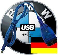 BMW OBD2 Interface K+DCAN USB mit Ediabas Inpa NCS Expert aktuelle Version 201