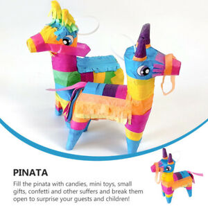 Alien Pinata Toy Party Game Supplies Birthday Anniversary Decoration Kids New