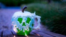 Disney Parks Halloween 2018 Evil Queen Poison Green Apple Stein NEW