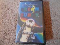DREAM BUNNY VHS * Cult * Weird Disturbing Failed Children's Pilot *