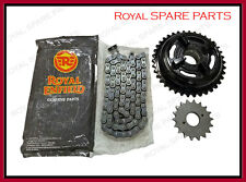 Royal Enfield Motorcycle Chains, Sprockets and Parts for