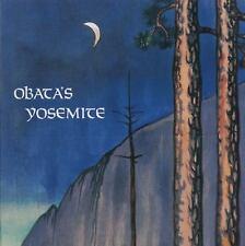 Obata's Yosemite (1993, Paperback)