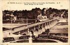 CPA Tours(I.-et-L.) - Le Pont de Pierre et la Loire . La Tranchée (589845)