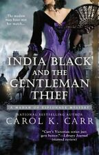 India Black and the Gentleman Thief (A Madam of Espionage Mystery)-ExLibrary