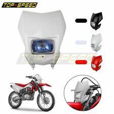 Motocross Enduro Headlight For Honda CRF150F CRF230F Supermoto DirtBike Headlamp