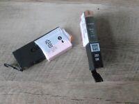 Canon CLI-251BK CLI-251 Black Ink Cartridge  NEW GENUINE Includes 2! F/S
