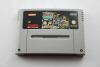 Jeu PUTTY SQUAD pour Super Nintendo SNES version PAL