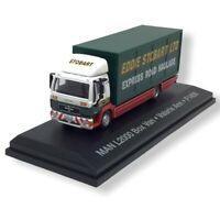 EDDIE STOBART MAN L2000 Box Van F1459 Valarie Ann Atlas Editions 1/76 Model