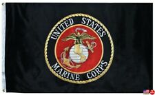 United States Marine Corps Black 3x5 Flag 3 x 5 Banner Man Cave Flags USA New