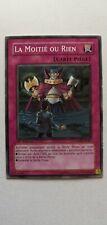 Carte Yu Gi Oh  La Moitié Ou Rien CRMS-FR067  COMMUNE