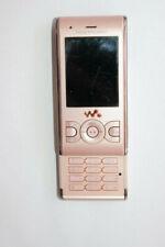 Sony Ericsson Walkman w595-Peachy Pink portable en pièces détachées Donneur