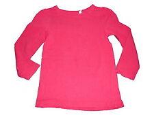 C & A tolles Langarmshirt Gr. 104 rosa-rot !!