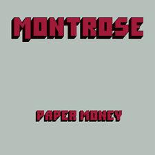 Montrose - Paper Money [New Vinyl LP] 180 Gram, Deluxe Edition