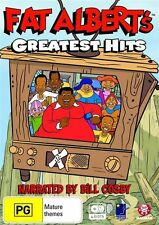 Fat Albert's Greatest Hits Collection (DVD 2009, 4-Disc Set Region 4 Bill Cosby)