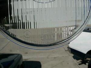 vw volkswagen bug oval window porsche 356 euro head light lens hella pair 52-66