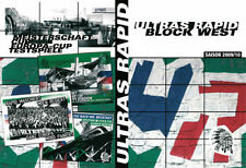 3 DVD ULTRAS RAPID WIEN 2009-2010