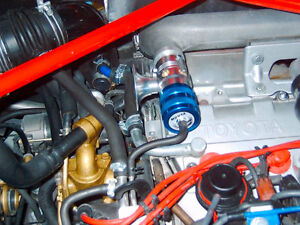Blow Pop Off Ventil Dump Valve Toyota MR2 MR 2 Turbo 3S-GTE Adapter 3SGTE SW22