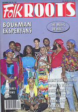 BOUKMAN EKSPERYANS / RAY KANE	Folk Roots	No.	138	December	1994