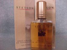 STETSON SPRAY COLOGNE BY COTY 1.5 OZ. X 2, NIB