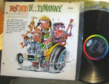 Mr. Gasser & the Weirdos Hot Rod Hootenanny MONO LP Ed Roth Rat Fink t2010 '63!!